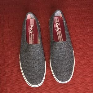 KEDS Slip-On Canvas Sneakers